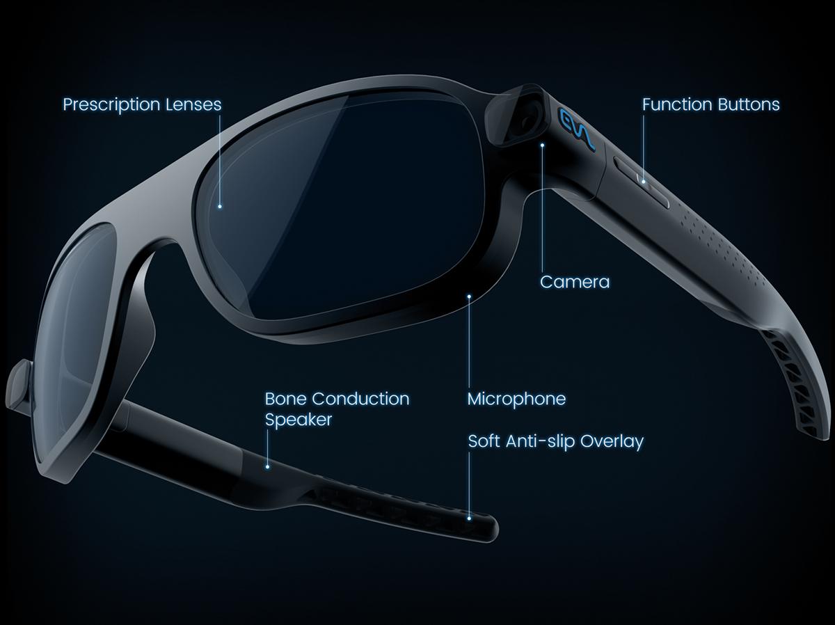 EVA Glasses | EVA.vision